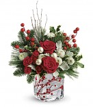 Winterberries Bouquet